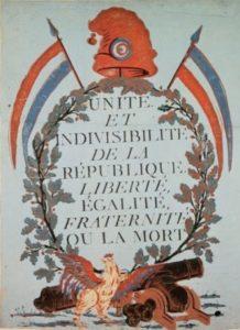 Liberdade, Igualdade, Fraternidade. Um substrato filosófico.